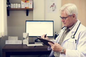 praca lekarza za granicą