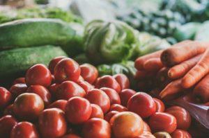warzywa dla wzroku